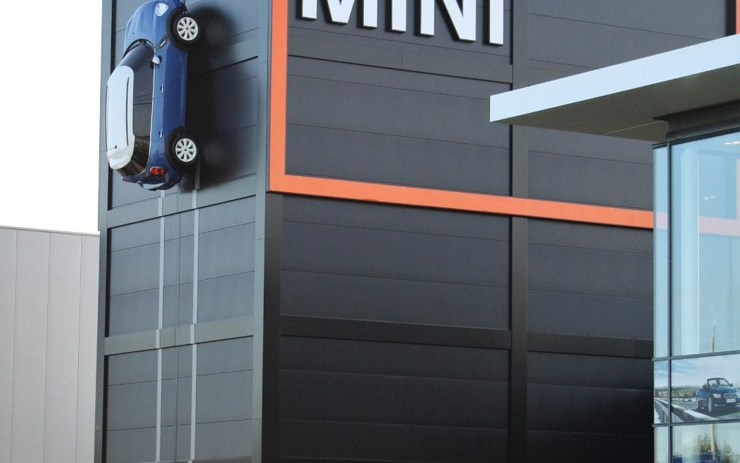 BMW MINI – Den Haag
