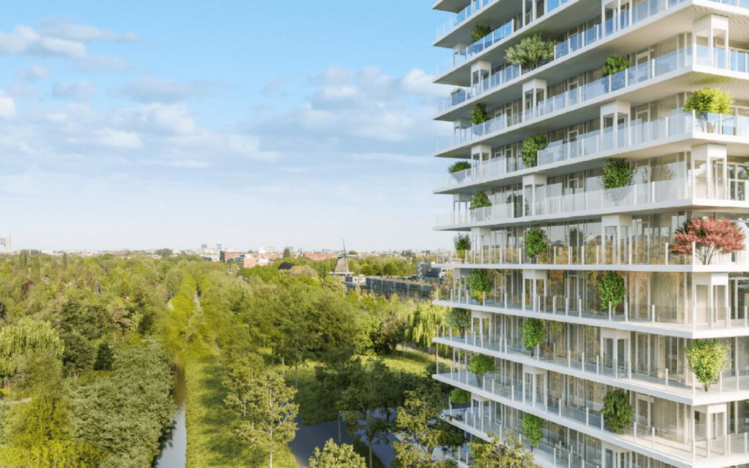 Nieuw in opdracht: De Voortuinen – Amsterdam West