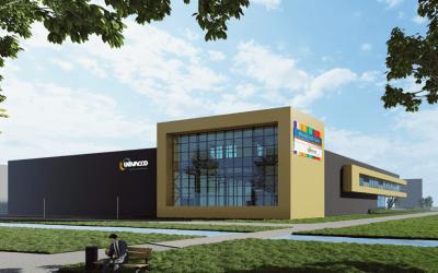 Nieuw in opdracht: Univacco – Waalwijk