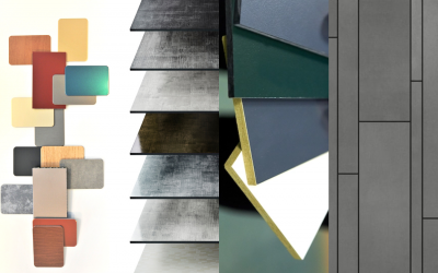Dit zijn de verschillen tussen aluminium composiet en andere plaatmaterialen