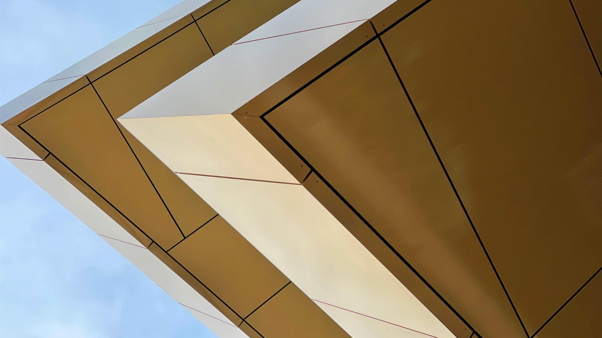 larcore-aluminium-honeycomb-honingraat-panelen-goud-allpro