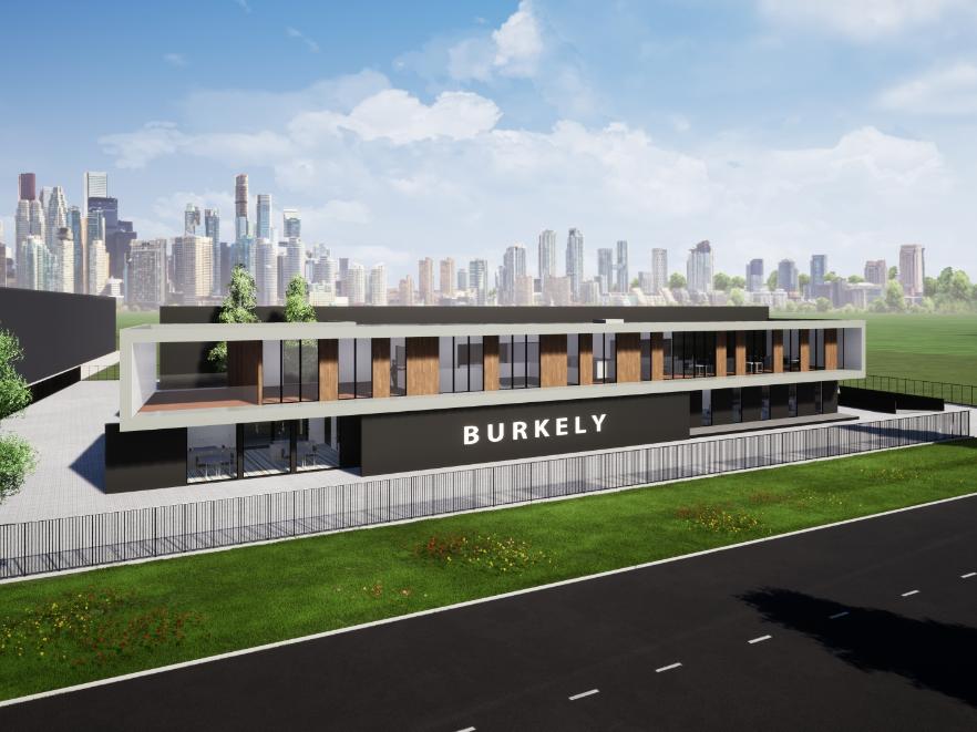 Een nieuw kantoor voor Burkely in Tilburg