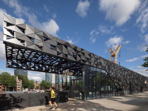 Leuvehavenpaviljoen – Rotterdam