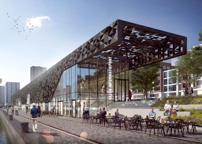 Leuvenhavenpaviljoen – Rotterdam