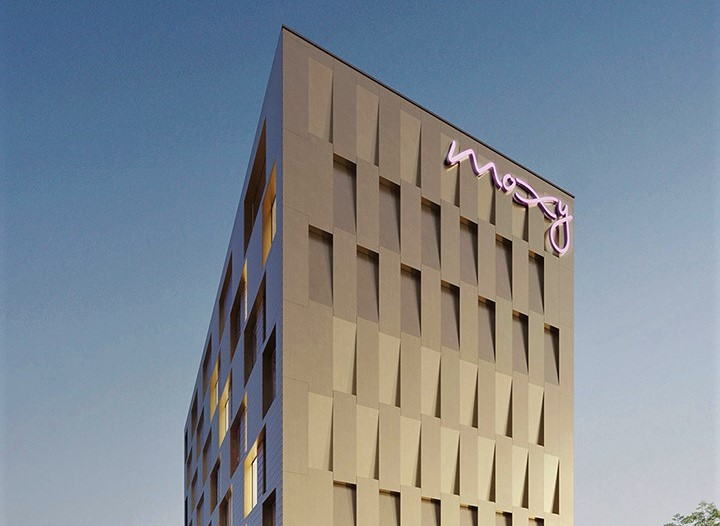 MOXY Hotel – Utrecht