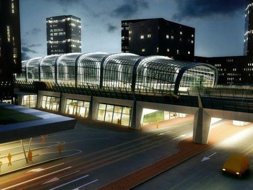Station Noord – Amsterdam