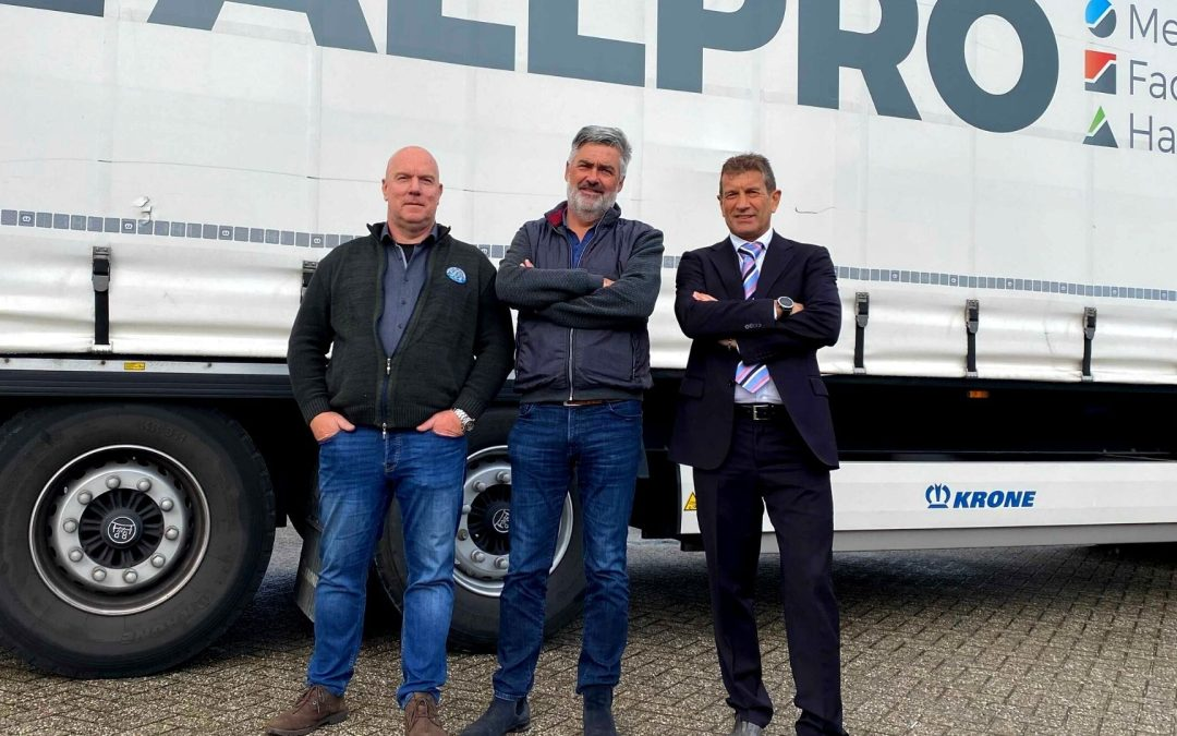 Casadei Industria ProComposite Tech bezoekt Allpro